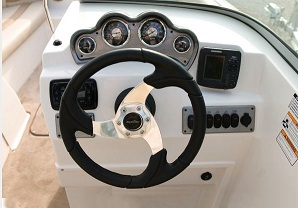 NauticStar 203 steering wheel - medium