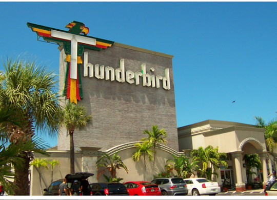 ThunderBird Pic