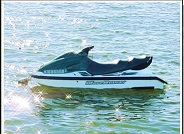 single waverunner medium